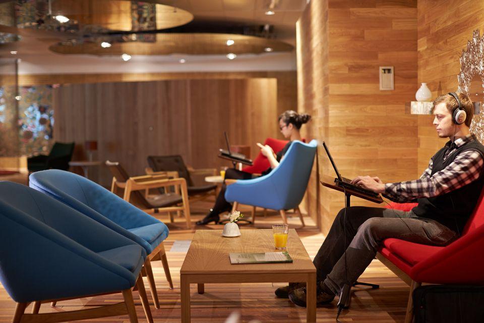 Oficinas dinámicas y flexibles